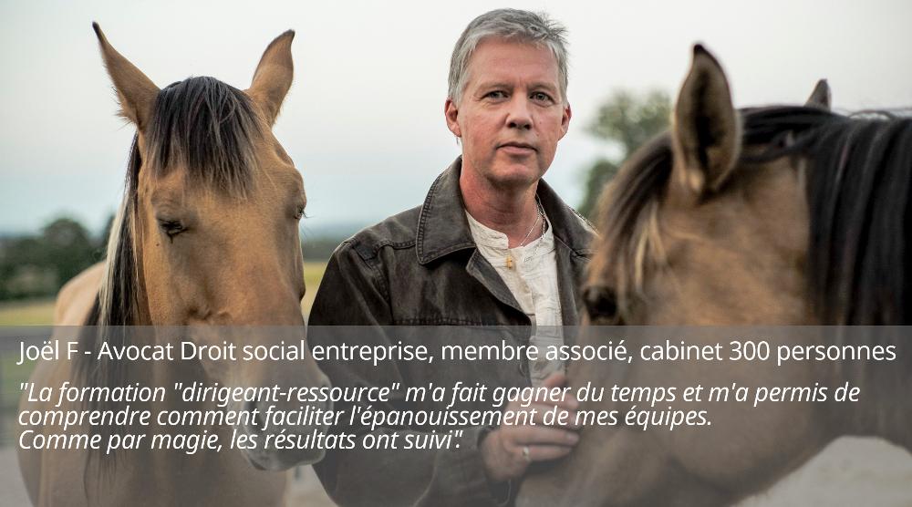 joel F avocat droit social entreprise